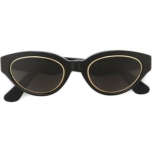 RetroSuperFuture Drew Impero Cat-Eye Sunglasses